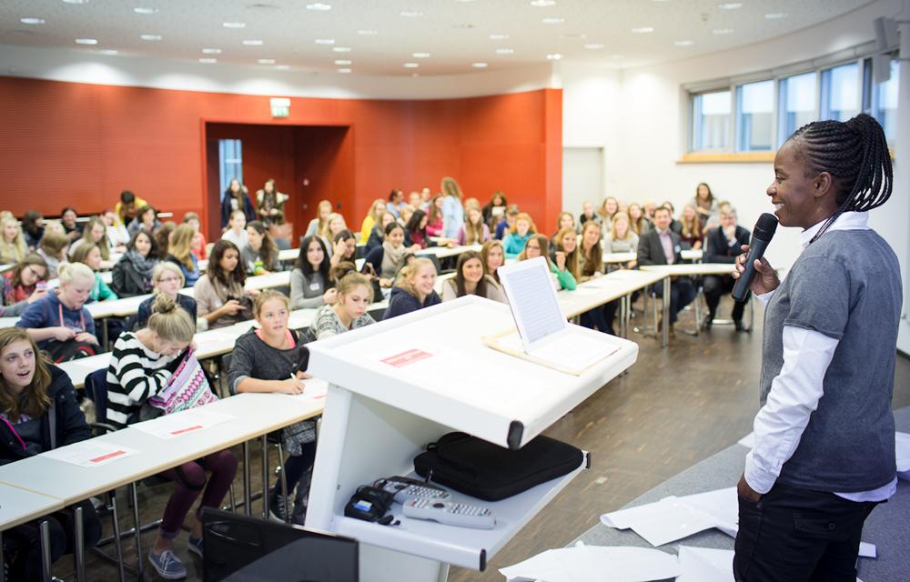 Mädchen und Technik Kongress 2013, PZH Garbsen