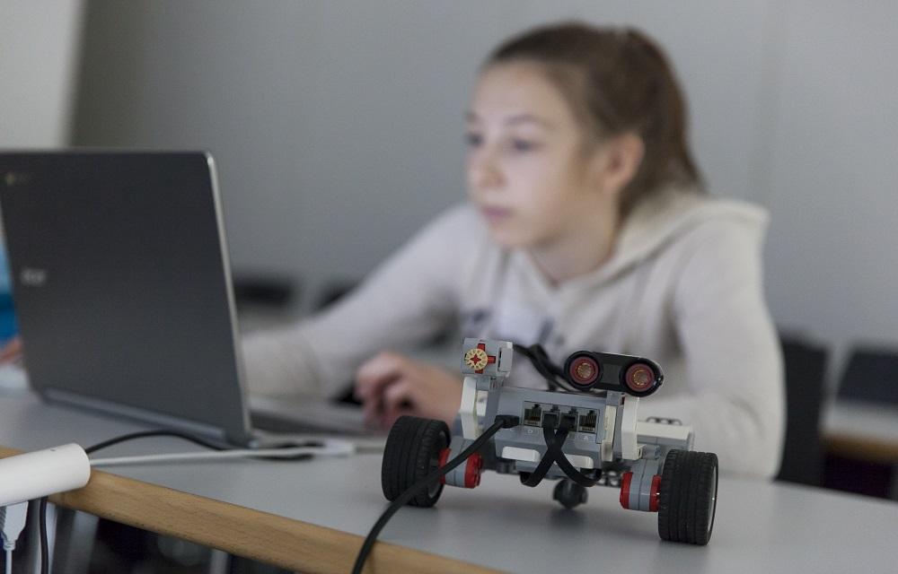 Mädchen und Technik // MuT 2017 // Leibniz Universität Hannover // FOTO: www.CHINA-HOPSON.com