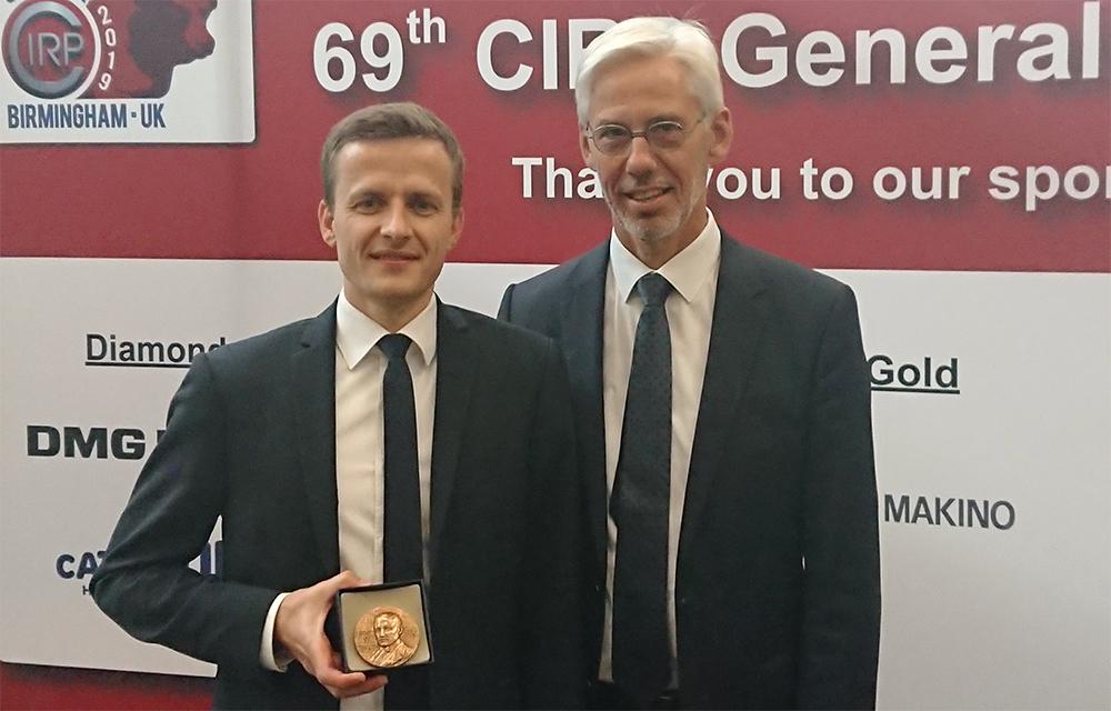 IFW_Taylor-Medal_Bild