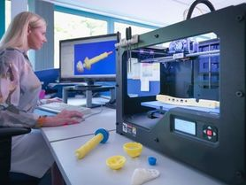 3D printing know-how for trainees and design engineers