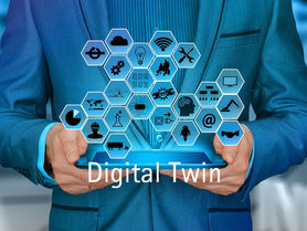 """""""As-built"""" scan enables creation of digital twins"""