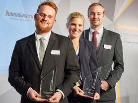 Benjamin Küster gewinnt Excellence Award