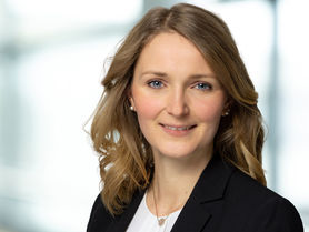 Dr.-Ing. Bellmann neue Leiterin für Forschung und Industrie