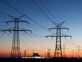 Energy management for production industry