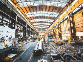 Fabrikplanung: Layout und Transportsystem gleichzeitig planen