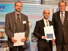 Fifth EFB Project Award presented to IFUM