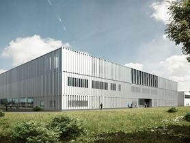 Forschungsneubau SCALE: Erster Spatenstich am Maschinenbau-Campus