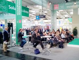 Hannover Messe 2016: Werkstoff- & Leichtbau-Forum