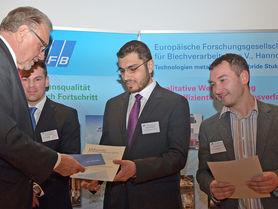 IFUM gewinnt erneut EFB-Projektpreis