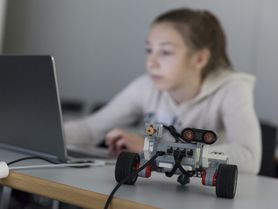 Innovation requires courage — and girls!