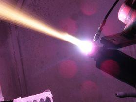 Innovative Kombination von Verfahren zur Anbindung thermisch gespritzter Schichten
