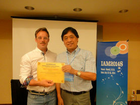 Internationaler Best Paper Award für Forschung des IFA