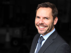 IPH's new managing director: Dr. Malte Stonis