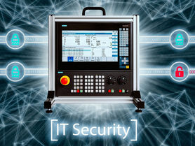 IT security in production