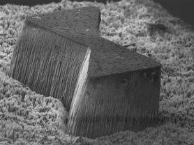Massenfertigung für Mikrozerspanwerkzeuge