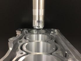 Mit Lasertechnik Motoren effizienter herstellen