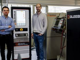 New forming simulator: Gleeble 3800 launched at IFUM