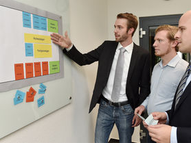 Practical seminar for industry: Planning sustainable factories