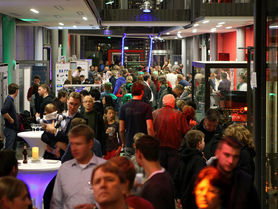 Production technology at the ''Night Out With Science''