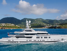 Research on coatings for mega yachts