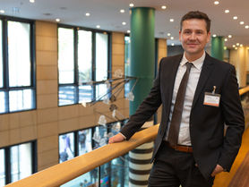 Science Award for SCM: Dr.-Ing. Florian Podszus is in the finals