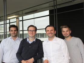 Start-up aus dem PZH entwickelt mobile Maschine