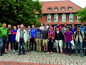 Summer break in Germany: US-Studenten forschen in Hannover