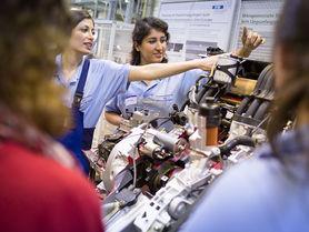 Technik ist weiblich: Mädchen-und-Technik-Kongress am PZH