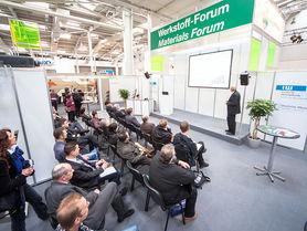 Werkstoff-Forum informiert über Leichtbau