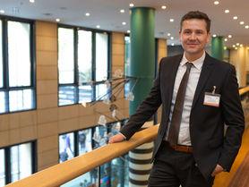 Wissenschaftspreis Logistik: Dr.-Ing. Florian Podszus erreicht Finale
