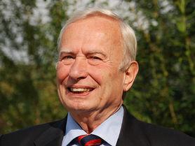 Zum 80. Geburtstag geehrt: Professor Hans Kurt Tönshoff