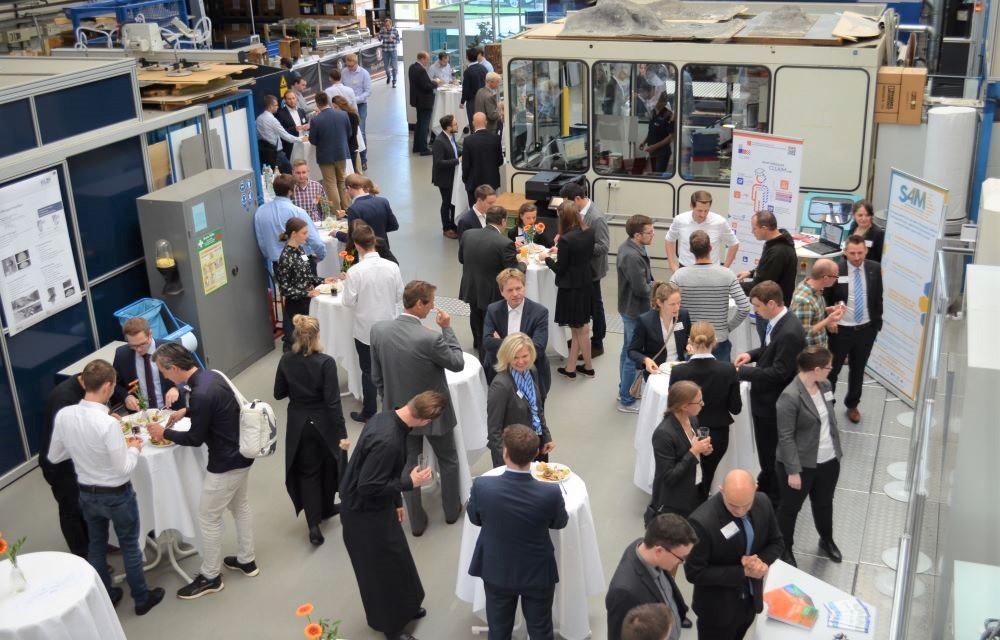 """Im Rahmen der Themenwoche """"Additive Fertigung"""" ist ein Live-Event im Laser Zentrum Hannover geplant. (Foto: LZH)"""