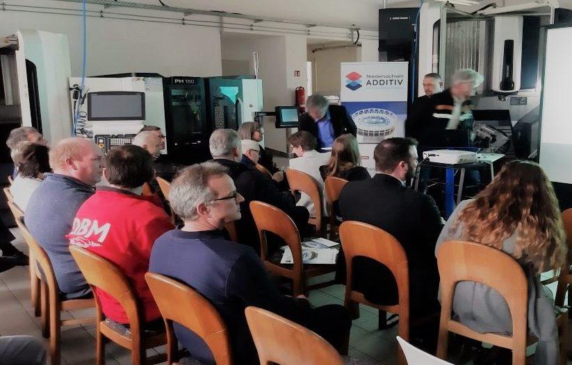 Die Dialog-on-the-Road-Veranstaltungen bieten eine gute Gelegenheit zum Netzwerken. (Foto: LZH)